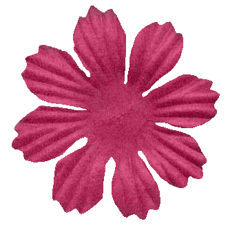 Pink Prima Style Flower