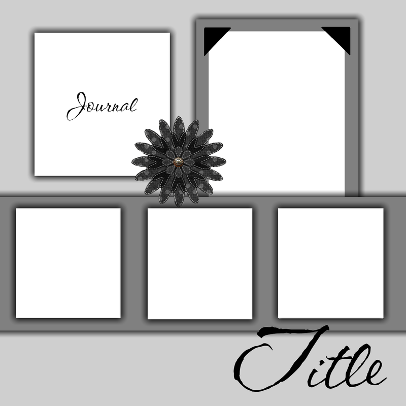 Free Scrapbook Templates Sweetly Scrapped s PrintablesDigis And Clip Art